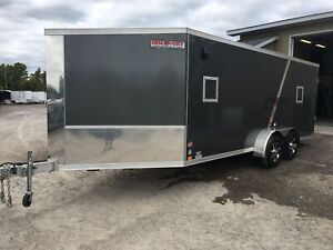2020 Discovery Trailers DASE723TA2
