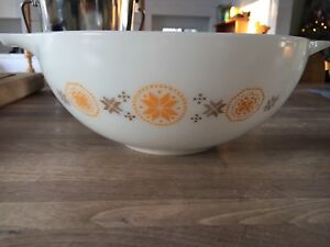 Bol Pyrex Vintage bowl 'Town and Country' 444