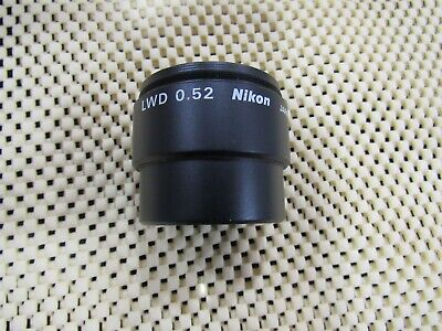 Nikon Lwd 0.52 Phase Contrast Condenser Lens Possibly New