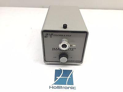 Stocker Yale Imagelite Model 20 Fiber Optic Light Source