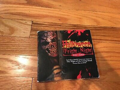 Halloween Fright Night CD + Night Of The Living Dead DVD](Halloween Fright Night Cd)