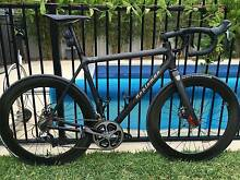 Appleman Carbon, disc brake, Road Bike Castlemaine Mount Alexander Area Preview