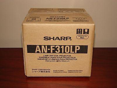 NEW GENUINE SHARP OEM AN-F310LP Projector Lamp-bulb for PG-F310X, F315X, F320W