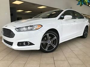 2015 Ford Fusion Cuir Brun Toit Ouvrant Cam.Recul