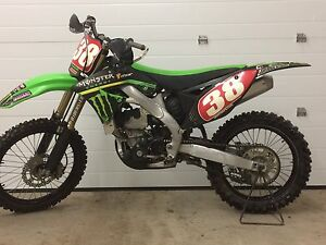 2011 KXF 250 Fuel Injected