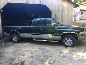 2  Dodge 2500 pickups with 12 valve engines