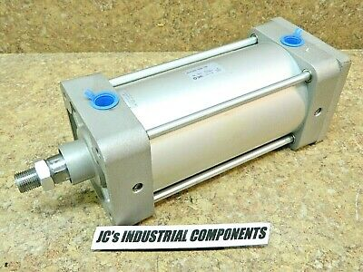 Smc  4 Bore X 5-916 Stroke  Pneumatic Cylinder Nca1x400-0556-xb6