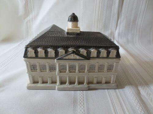 Cabildo Bank New Orleans LA Historic Building Friend of Cabildo Ceramic
