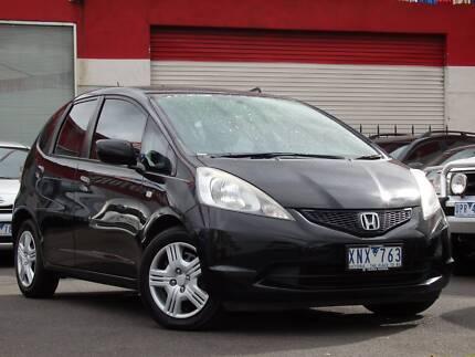 2008 Honda Jazz GLi Hatch *** AUTO *** $8,990 DRIVE AWAY *** Footscray Maribyrnong Area Preview