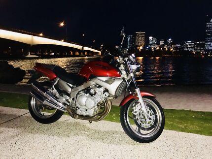 Yamaha FZX 250 (Zeal)