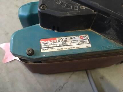 Makita 9910 Belt Sander