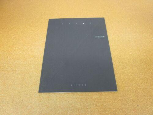 ORIGINAL 1993 Nissan 300ZX 300 ZX 2 + 2 Turbo sales brochure 46 page literature