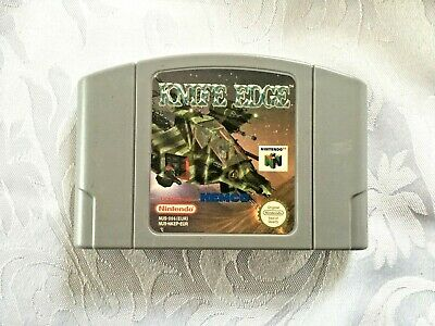Knife Edge** Official N64 Game Cart only**Pal Version