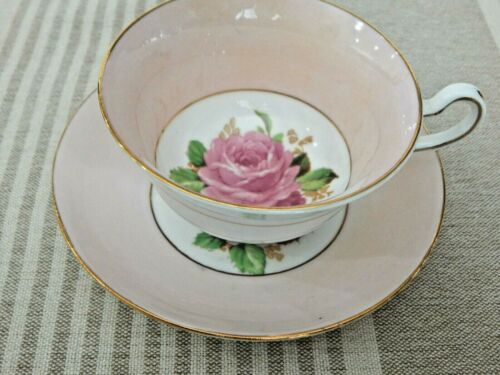 Rosina Cup and Saucer England