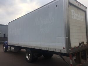 26' reefer truck box