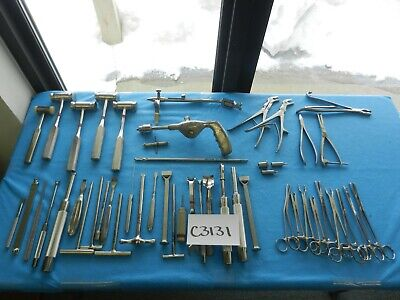 Zimmer Codman Aesculap Surgical Orthopedic Instruments
