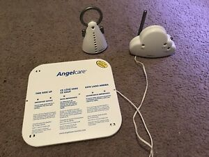 Angel baby monitor with sensor pad