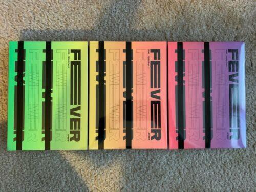 ATEEZ Zero: Fever Part.1 Albums + Folded Poster Option (No PCs)