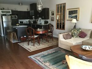 Condo for sublet. September to August1 , 2019