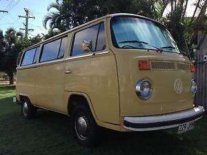 """Original 1973 Volkswagen Kombi Van/Minivan """"Virgil"""" Aitkenvale Townsville City Preview"""