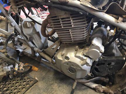 Honda trx 400ex motor