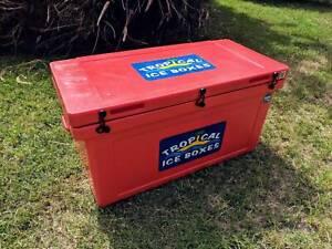 Esky Cooler - Tropical Ice Box - Large 105L