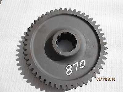 Allis Chalmers Tractor D10 D12 D14 D15 Fourth Speed Main Shaft Gear 70225414