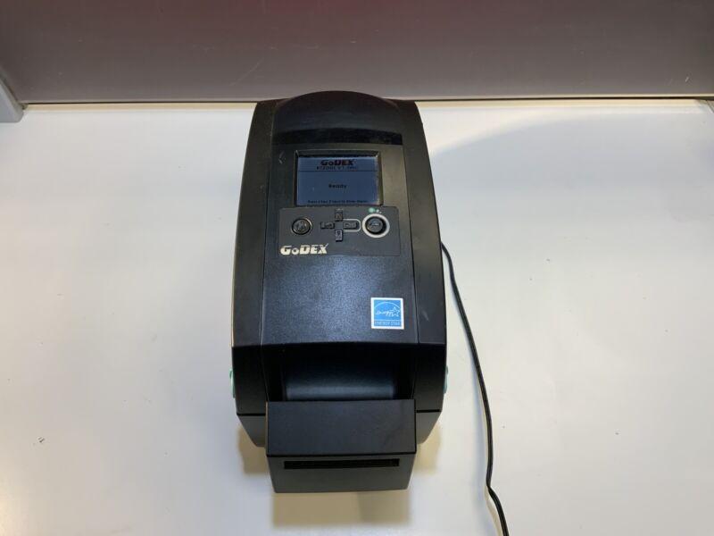 Godex RT200i Thermal Transfer Printer, 203 dpi with Color Display /GOD-168