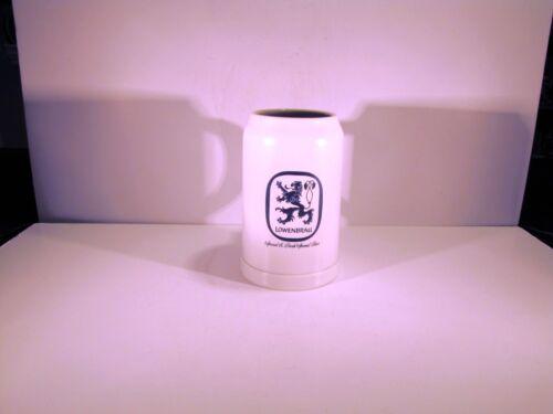 Ceramarte Lowenbrau Beer Mug