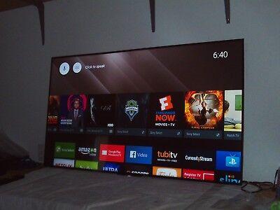 "Sony BRAVIA XBR 55X900C - 55"" 3D LED Smart TV - 4K UltraHD"