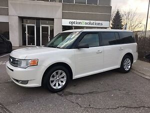 2011 Ford Flex 7 passenger Guarantied Financing Inquire with in