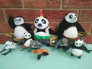 Kung Fu Panda Toy Bundle Kilmore Mitchell Area Preview