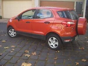 Ford Ecosport Wagon 2015 Automatic One Owner Immaculate 23500Kms College Park Norwood Area Preview