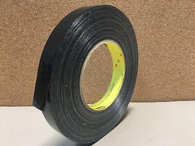 3m Scotch Filament Tape 890msr Black 18 Mm X 55 M 60 Yards 1 Roll