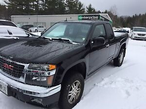 2010 GMC Canyon SLE extended cab 4x4