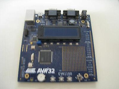 Atmel Microchip Avr32 Ap7 Series Stk1000 Development Board Free Shipping