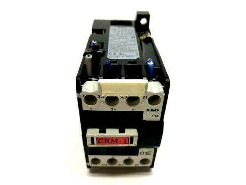 AEG LS4 01E IEC Contactor 20A 690V Max