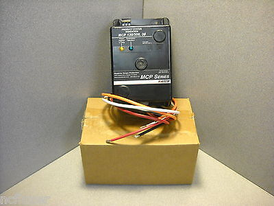 TRANSTECTOR MCP 120WYE SILICONE 120 VOLT 3 PHASE pn: 1101-601 (NEW)!!!