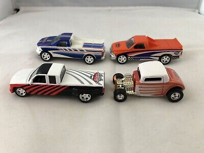 Hot Wheels Lot of 4 Different Target Exclusive 2000 Editors Choice Series, Loose