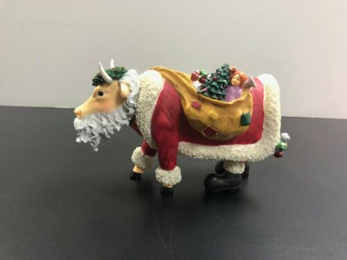 COW PARADE:  Father Cowristmas   # 7294