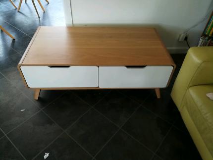 Retro styled Fantastic Furniture coffee table. fantastic furniture in Hobart Region  TAS   Furniture   Gumtree