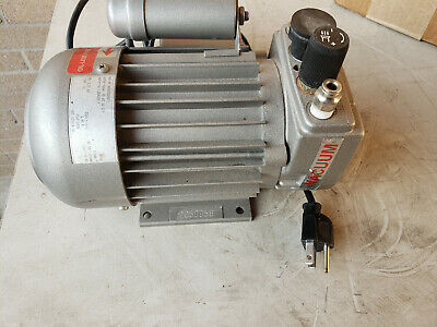 Becker Vt 4.4 Single Stage Oil Free Rotary Vane Vacuum Pump 1 Phase 110220 V