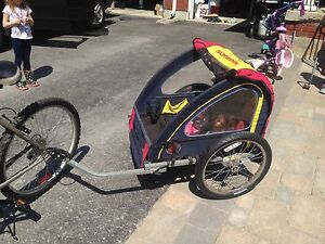 Schwinn bicycle trailer(SOLD.... pending pickup)