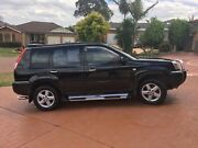 NISSAN X-Trail TI all mode 4x4 2004 model top of the range Green Valley Liverpool Area Preview