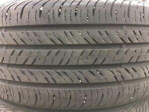 235/55R17 ...4 tires.  120$. Only Edmonton Edmonton Area image 1