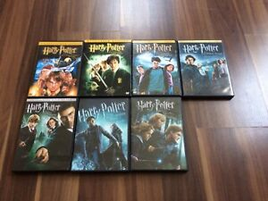Harry Potter DVD Series