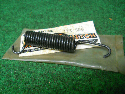 Ditch Witch 115-556 Extension Spring