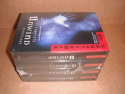 The Unwind Dystology Box Set by Neal Shusterman Hardcover NEW