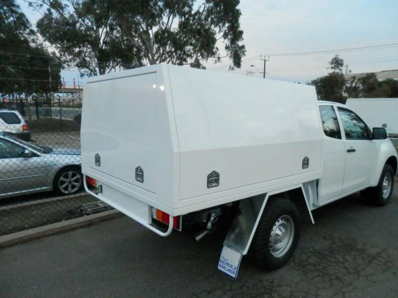 Smooth White Ute Canopies & Smooth White Ute Canopies | Other Parts u0026 Accessories | Gumtree ...