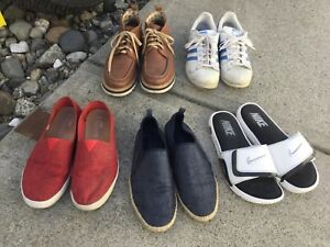 Men's shoes all for $10